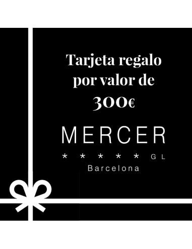 Tarjeta regalo Mercer Hotel Barcelona...